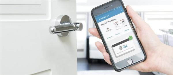 ASSA ABLOY Hospitality's Mobile Access