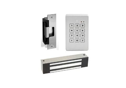 Electromechanical Locking